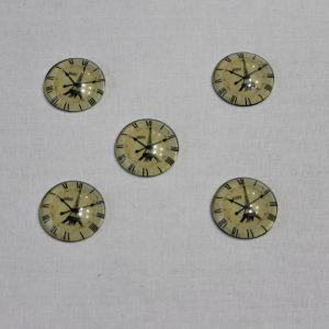 `Кабошон (стекло) 25 мм, Арт. Р-КС0036