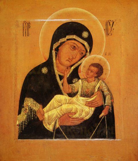Муромская икона Божией Матери (копия старинной)
