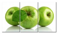 Модульная картина Яблоки