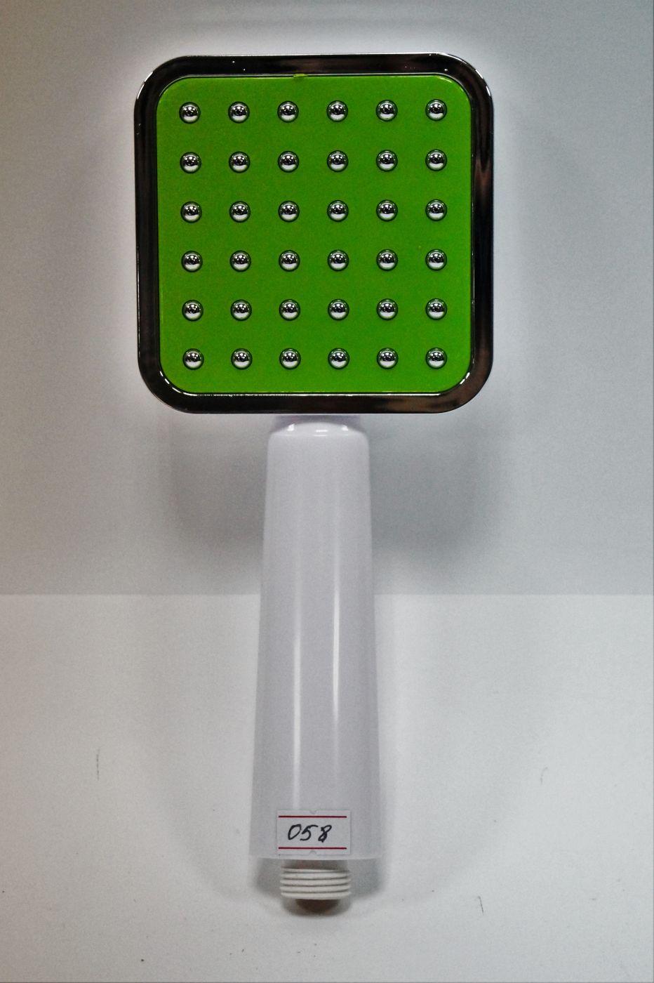 АА-058, Бело - зеленая цветная лейка Vaserzberg