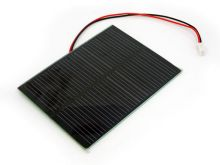 Солнечная панель 80X100 1 Вт