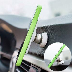 Держатель-шарик магнитный в автомобиль для телефона