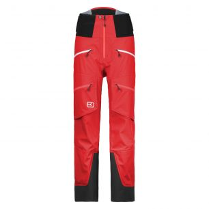 Ortovox MERINO GUARDIAN SHELL 3L [MI] pants W coral red