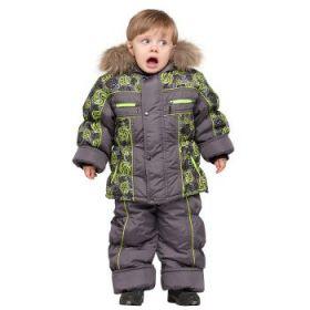 Комплект зимний для мальчика Кай