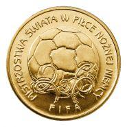 2 злотых Польша 2006 Чемпионат по футболу ФИФА