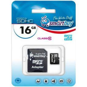 Micro SD карта памяти на 16 GB