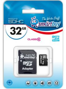 Micro SD карта памяти на 32 GB