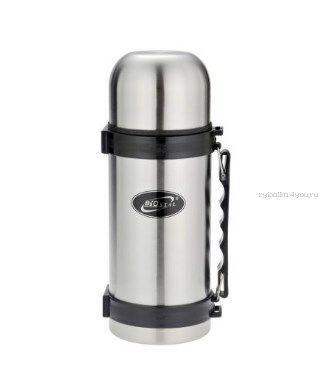 Купить Термос BIOSTAL NY1200-2 с кнопкой, ручкой (узкое горло) 1,2 л
