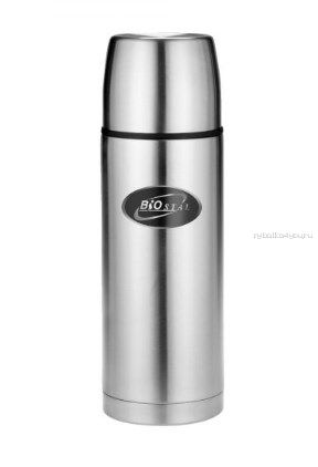 Купить Термос BIOSTAL Охота NBP-750B с ручкой (узкое горло) чехлом 0,75 л