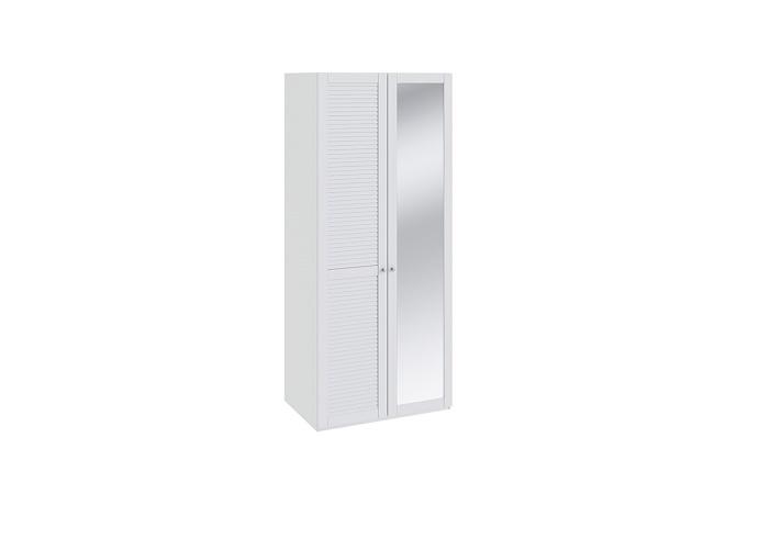 Шкаф для одежды «Ривьера» (с 1-ой зеркальной дверью)