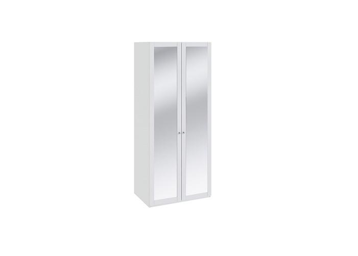 Шкаф для одежды «Ривьера» (с 2-мя зеркальными дверями)
