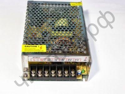 Блок питания для LED ленты TD-433 (100W)