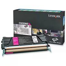 Оригинальный картридж Lexmark c522n/c524 magenta