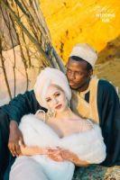 купить белый меховой палантин прокат меха фото