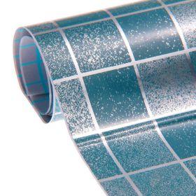 Металлизированная самоклеящаяся пленка для кухни и ванной