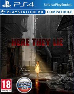 Игра Here They Lie (только для VR) (PS4, русская версия)