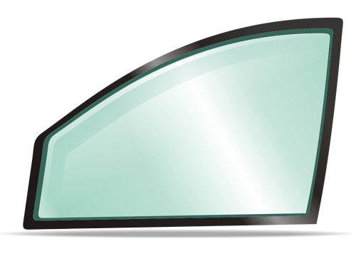 Боковое правое стекло TOYOTA HI-ACE V 08.1995-