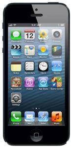 Apple iPhone 5 16Gb черный