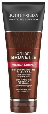 Шампунь для создания насыщенного оттенка темных волос Brilliant Brunette VISIBLY DEEPER 250 мл