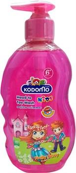 KODOMO Средство для мытья От макушки до пяточек