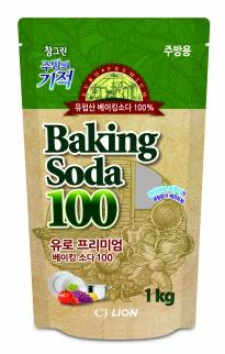 CJ Lion Чудо-средство Chamgreen чистящее средство, 100% пищевая сода