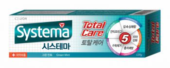 617754 Зубная паста Systema Комплексный уход – Мята 120г