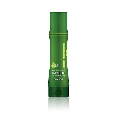 Гель для тела бамбук DEOPROCE Everyday Refresh Bamboo Soothing Gel