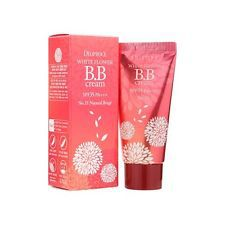 Крем ББ DEOPROCE WHITE FLOWER BB CREAM SPF35 PA+++ 30g