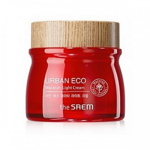 Маска для лица ночная с экстрактом телопеи SAEM Urban Eco Waratah Sleeping Pack