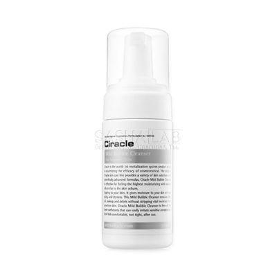 СР Cleansing Пенка для чувствительной кожи Ciracle Mild Bubble Cleanser