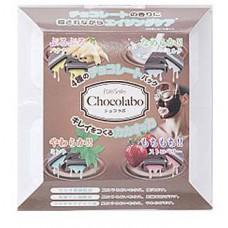 """032953 """"Choco labo"""" Маска для лица на основе какао с растит.маслами и экстрактами в ассортим4*3мл"""