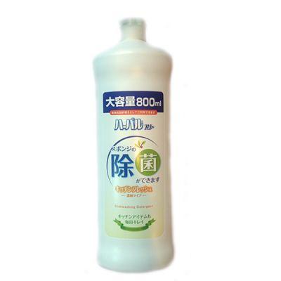 """""""Mitsuei"""" """"Kitchen Fresh"""" Концентрированное средство для мытья посуды, овощей и фруктов (с экстрактом бамбука) 800мл"""