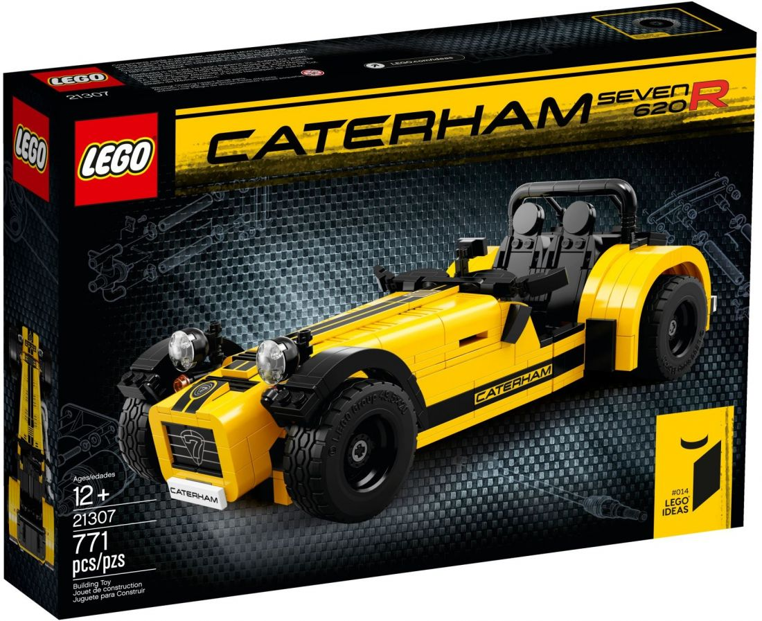 Конструктор ЛЕГО Ideas: Caterham Seven 620R 21307