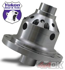 Блокировка дифференциала Yukon Grizzly для DANA 44, 30 шлицов для Jeep Wrangler JK non-Rubicon YGLD44-3-30-JK