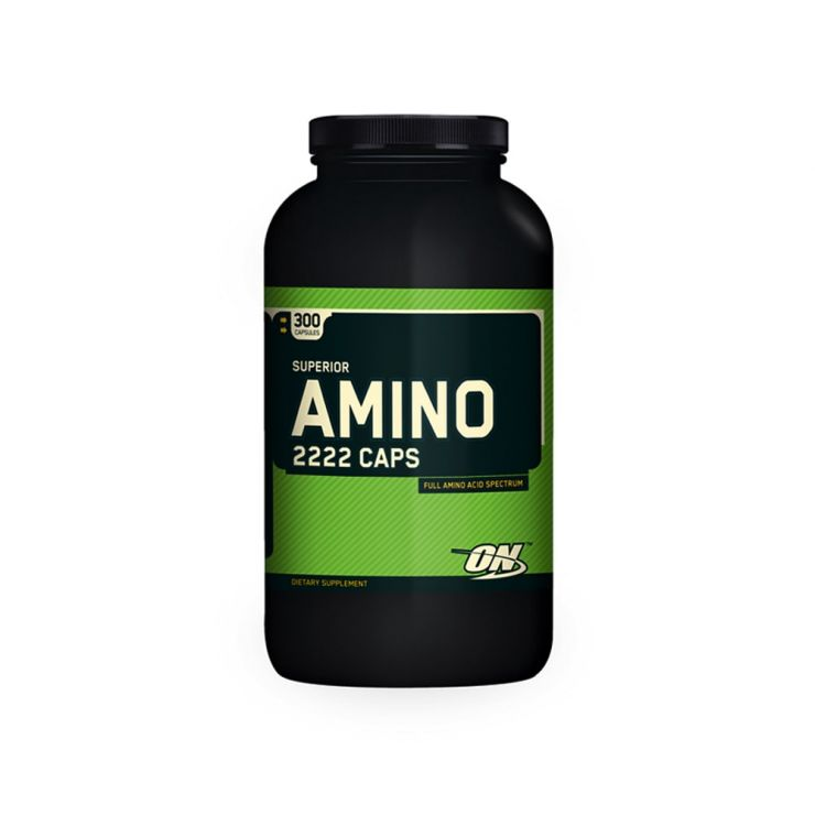 Аминокислотный комплекс Optimum Nutrition Superior Amino 2222 капсулы