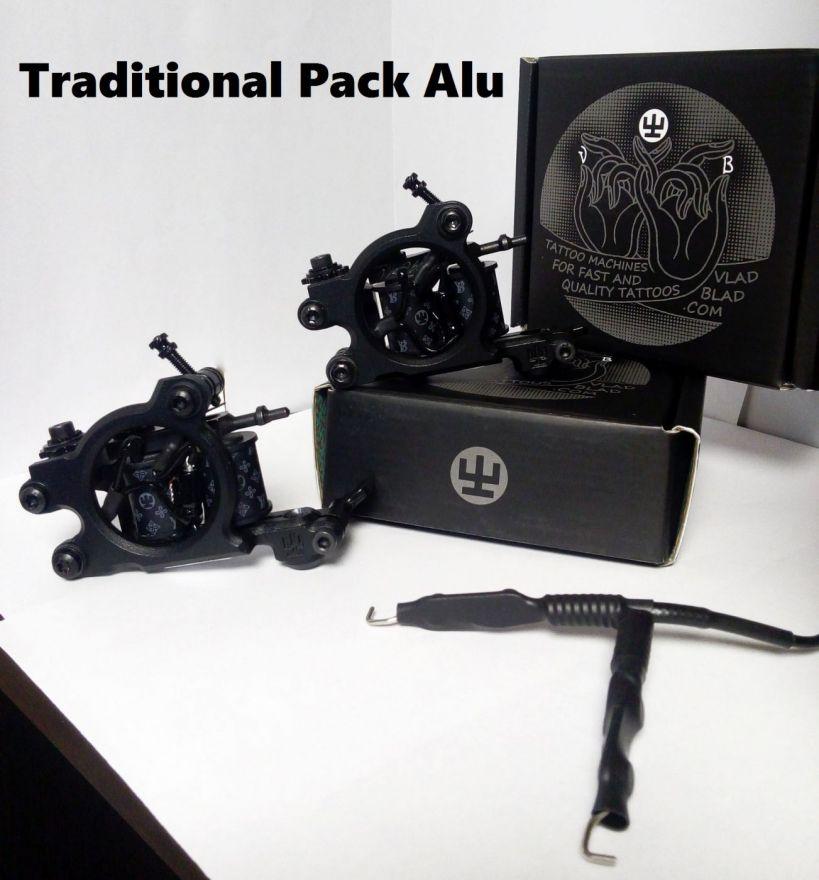 Комплект VladBlad Traditional Pack Alu©