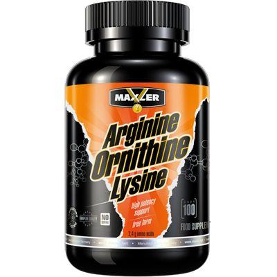 Maxler - Arginine Ornithine Lysine