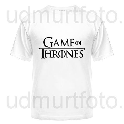 Футболка мужская Game of Thrones