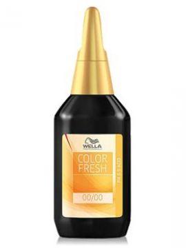 Wella Color Fresh Acid Оттеночная краска 7/74 Блонд коричнево-красный