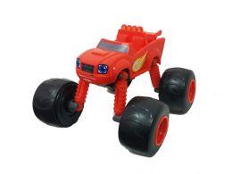 Большая игрушечная Машинка Вспыш, 15 см. (Вспыш и чудо машинки)