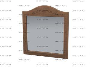 Зеркало для комода Эдем Массив DreamLine (86х79)