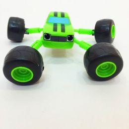 Большая игрушечная Машинка Огурчик (Вспыш и чудо машинки)