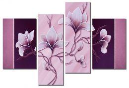 Розово-сиреневая дымка