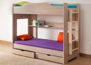 Кровать двухъярусная (Боровичи)