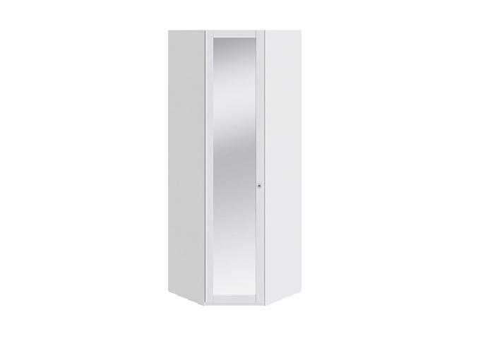 Шкаф «Ривьера» угловой (с зеркальной дверью)