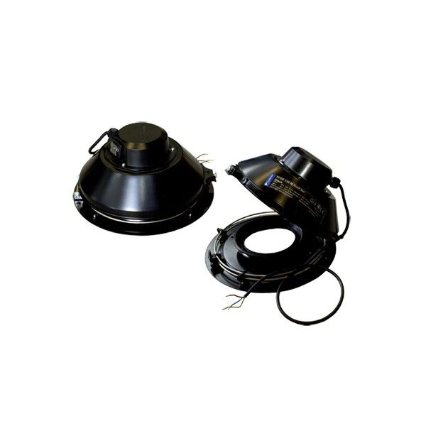Крышный вентилятор TFSK 160 BLACK