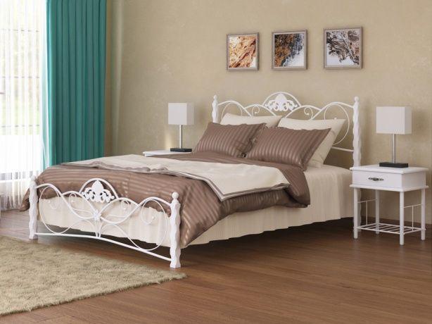 Кровать Garda 2R (белая) | Орматек