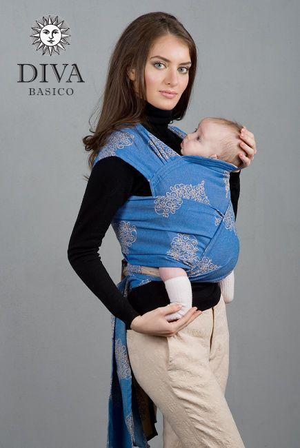 Diva Basico Azzurro май-слинг