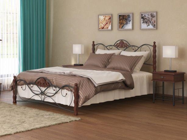Кровать Garda 2R (орех) | Орматек