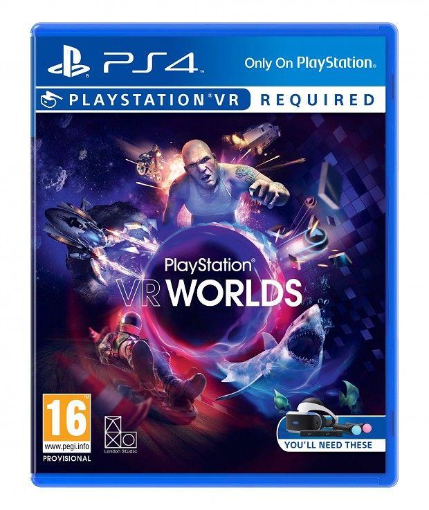 Игра VR World (PS4,VR)